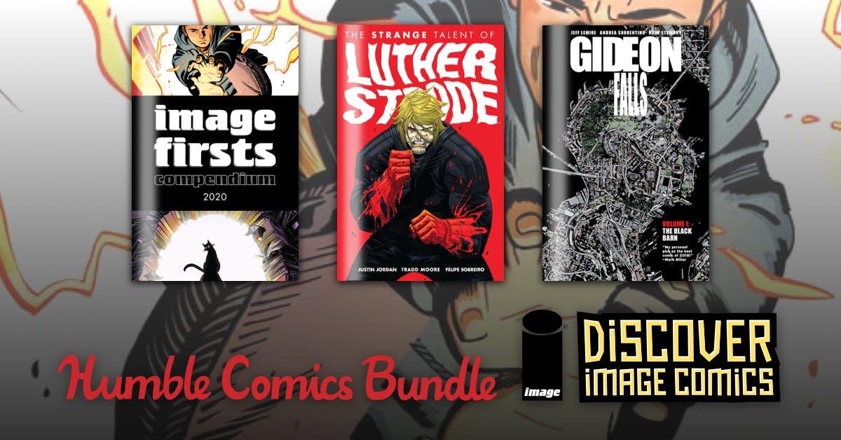 Humble Comic Bundle: Image Comics mit Elephantmen und Skyward: My Low-G Life