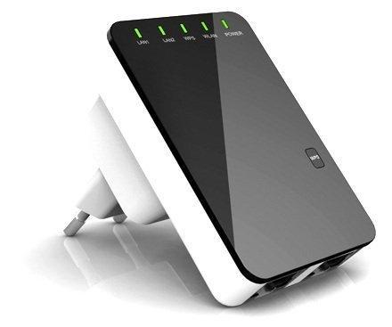 Mini Router und WLAN Repeater in einem 300 mbit 28,28 Euro inkl. Versand