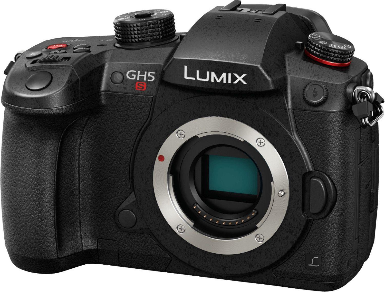 Panasonic Lumix GH5S MFT Systemkamera