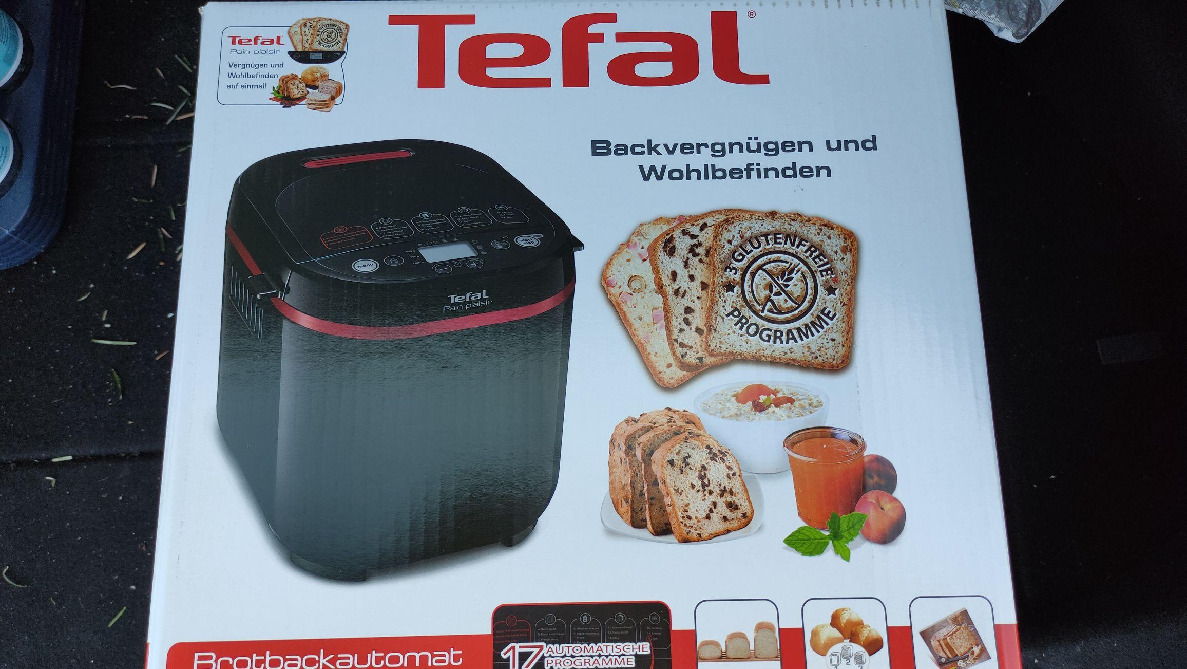 [Lokal] [Aldi Süd] Bergheim Erft Tefal Pain Plaisir Brotbackautomat