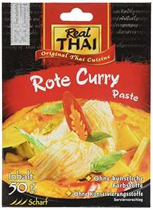 [Prime] Real THAI Rote Curry Paste (1 x 50 g)