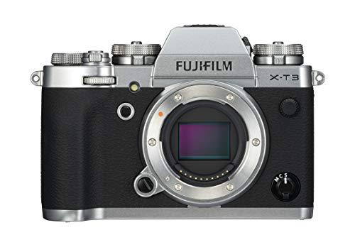 Fujifilm X-T3 Body in silber , möglicherweise 200€ Cashback möglich