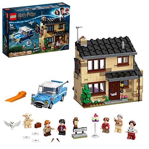 LEGO 75968 Harry Potter Ligusterweg 4