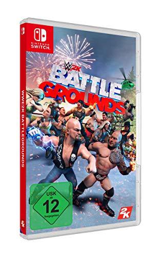 WWE 2K Battlegrounds für Nintendo Switch (Prime)