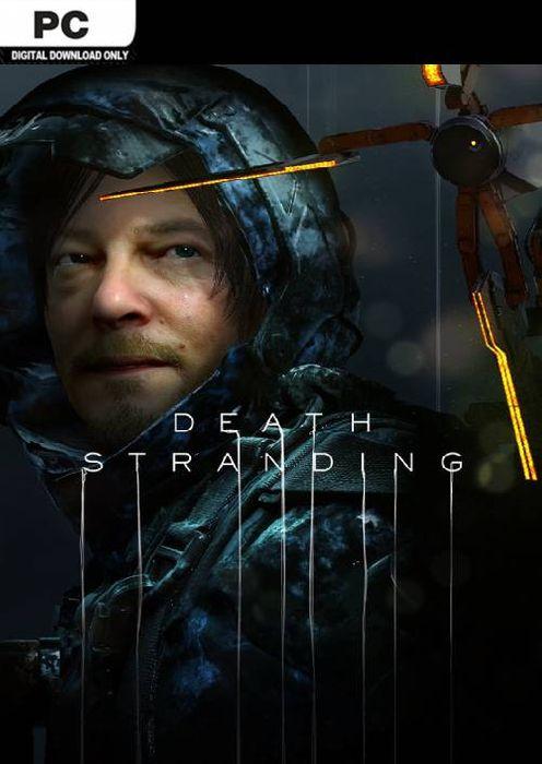Death Stranding + DLC (Steam) für 19,19€ @ CDKeys