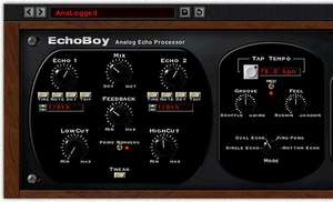 Echo Boy VST Plug In