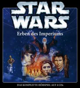 [Amazon MP3] Star Wars Erben des Imperiums - Box (Teil 1-4)