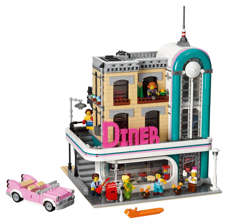 Lego Diner 10260 wieder verfügbar