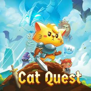 Cat Quest (Switch) für 1.29€ (eShop)