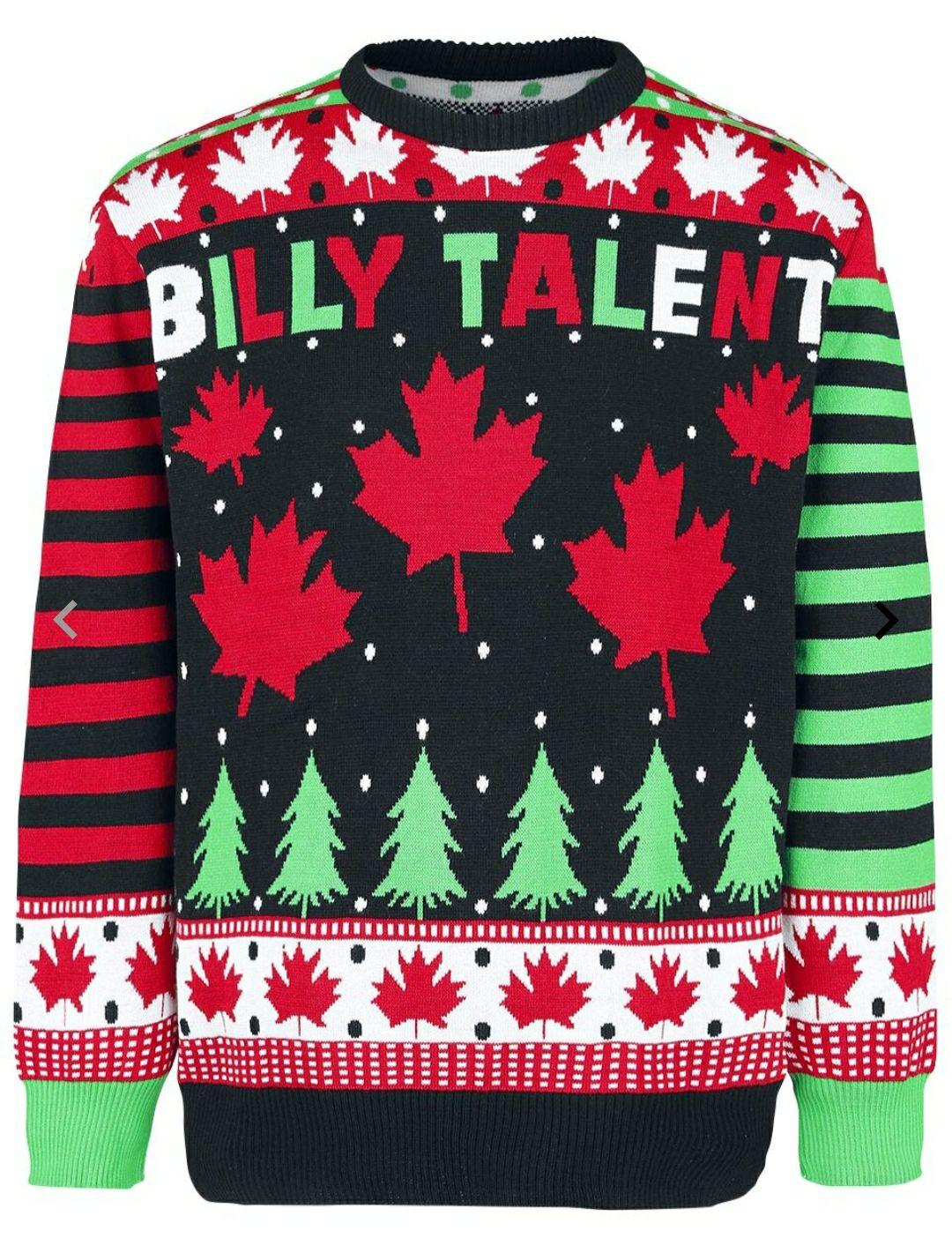 Christmas Sweater teils -70%
