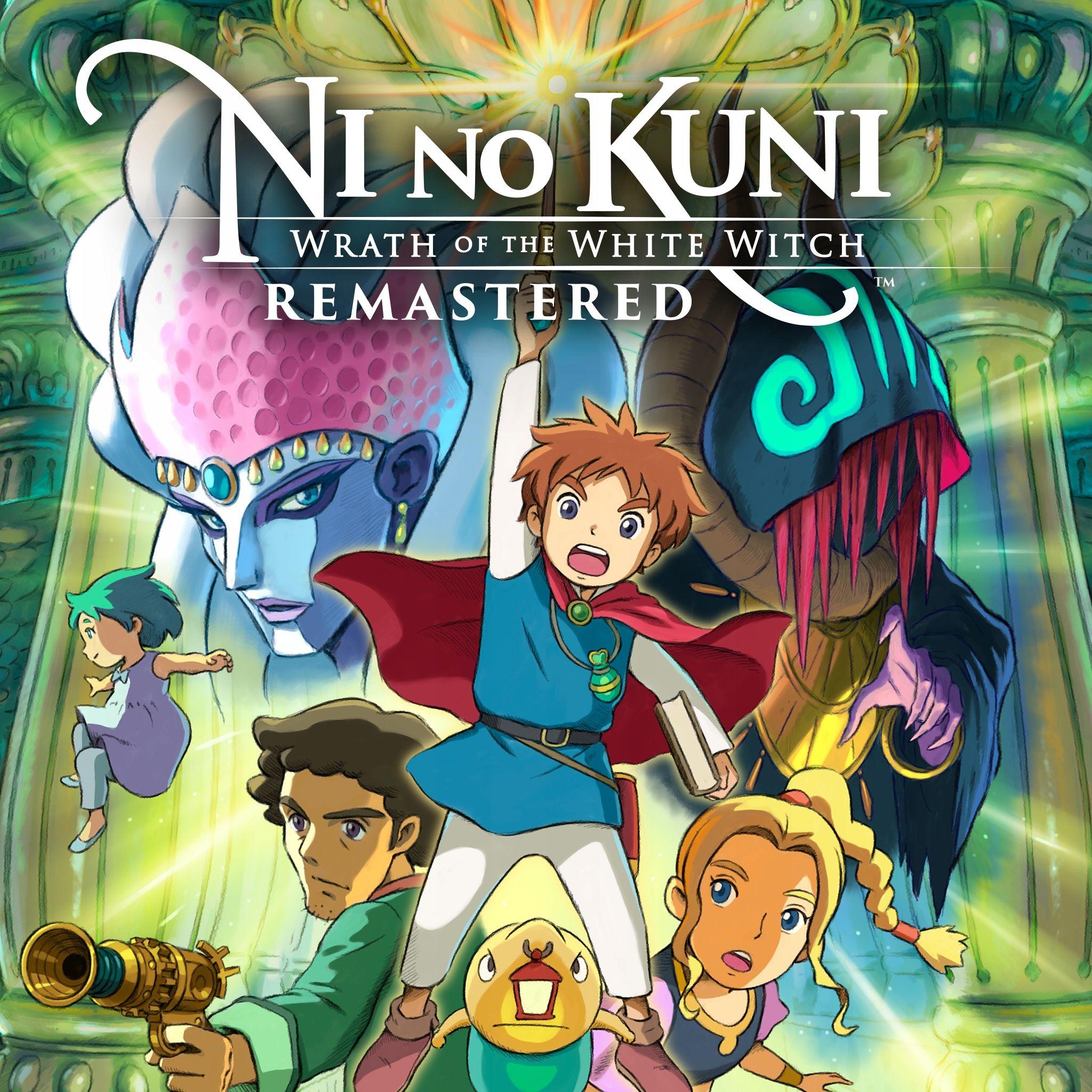 Ni No Kuni: Der Fluch der weißen Königin (Nintendo Switch, 11,61€ über SUD)