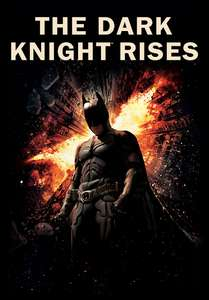 [Google Play Filme] The Dark Knight Rises 4K HDR div. Sprachen 2,99 €