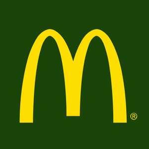 McDonalds - Neue Gutscheine deutschlandweit ab 07.01. (bis zu 50% sparen / 3€ Rabatt auf Lieferando Lieferung)