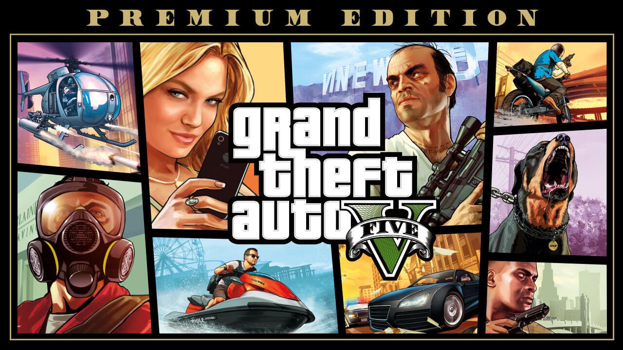 [EPIC GAMES STORE] Grand Theft Auto V: Premium Edition (PC)