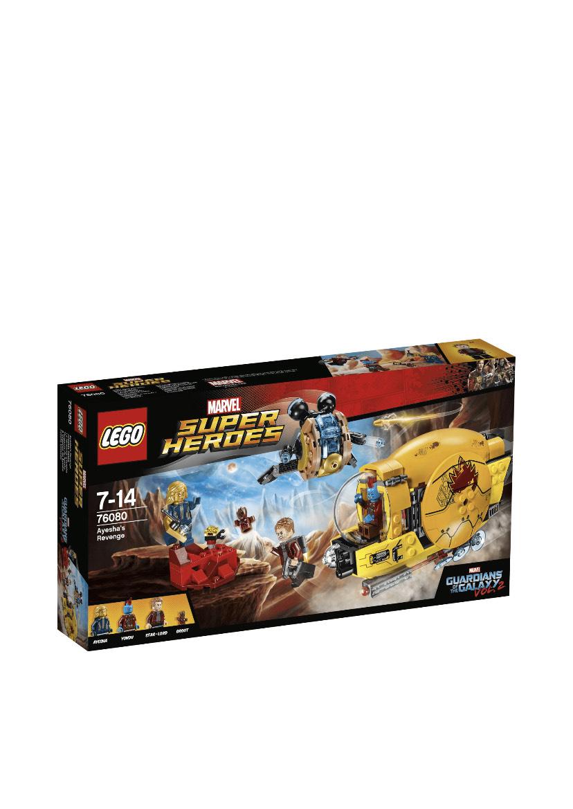 Lego Marvel 76080 Super heroes