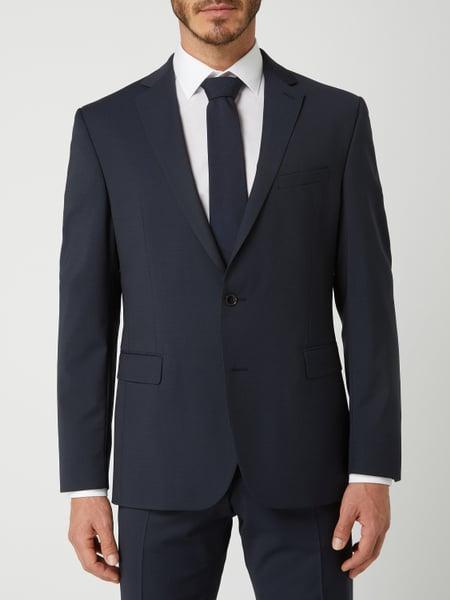 Strellson Anzug Rick Jans - Regular Fit Marineblau
