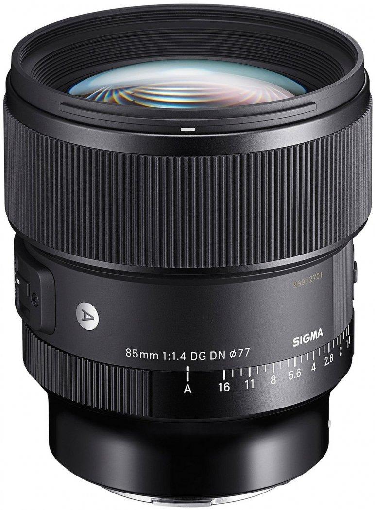 Sigma 85mm f1.4 DG DN HSM Art für Sony E Mount