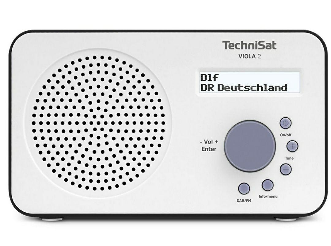 (Aldi Süd) TechniSat DAB+ Radio Viola 2*