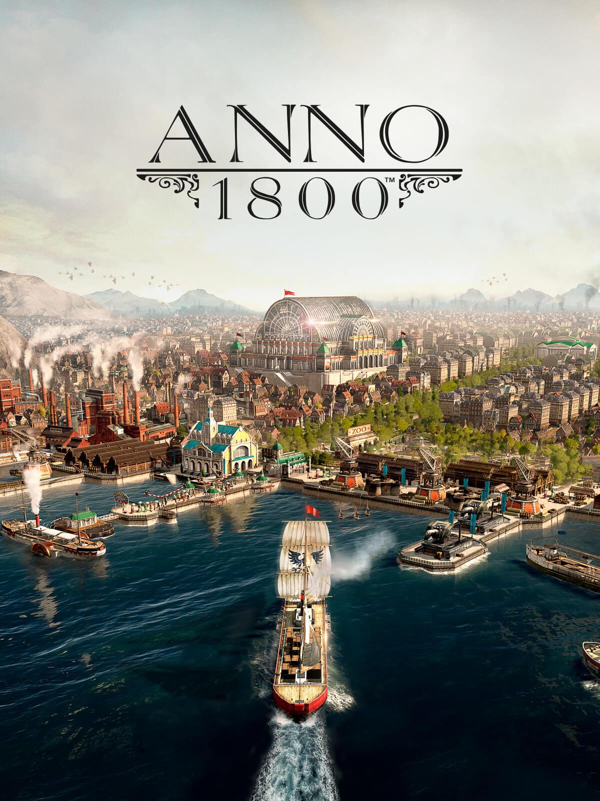 Anno 1800 für 9,31€ oder Complete Edt. für 23,50€ im EPIC Store mit VPN RU