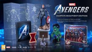 MARVEL'S AVENGERS EARTH'S MIGHTIEST EDITION [PS4 & XBOX One]