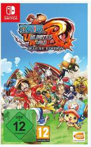 One Piece: Unlimited World Red - Deluxe Edition E-Shop Download