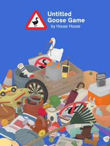 Untitled Goose Game Epic Games Store