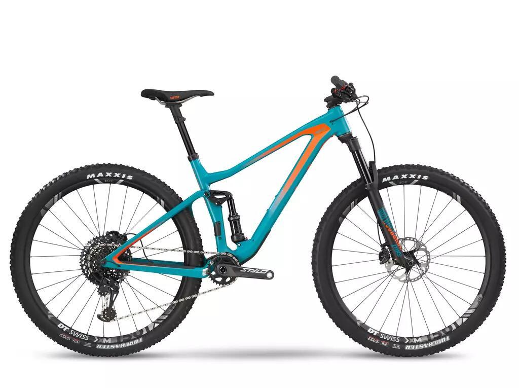 "MTB BMC Speedfox 01 One 29"" (Voll Carbon/Eagle GX/12.07kg) - 2020 (M,L)"