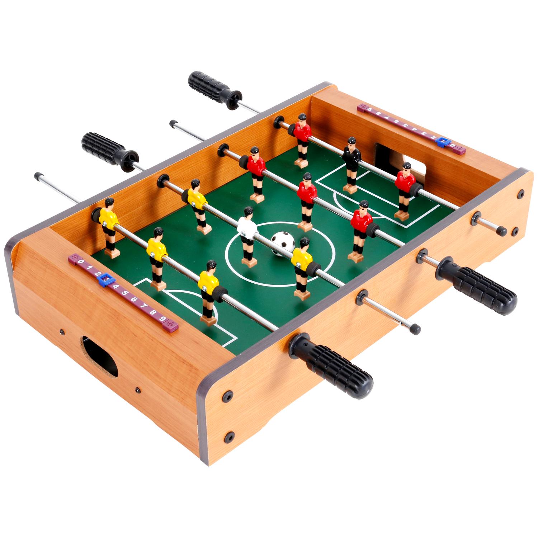 [Action] Tischfußball Kicker für Bierkiste Bierkasten 7,95€ neu: +1€ Service, MBW 15€ (19.12.) | Click & Collect