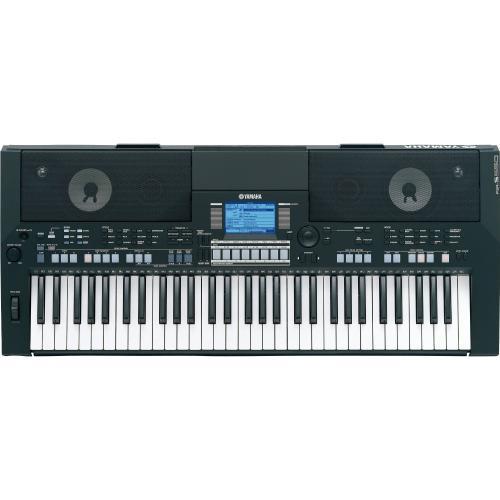 Yamaha PSR-S550B Keyboard inkl. Netzteil
