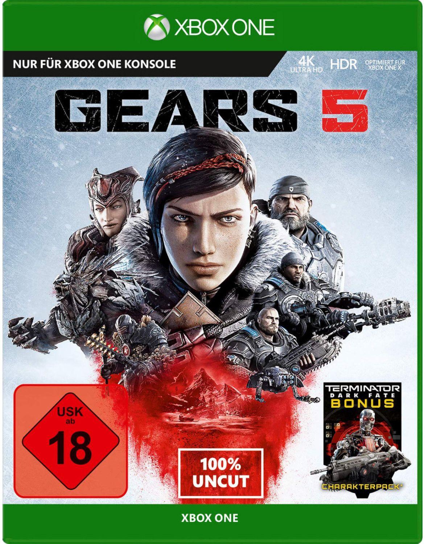 Gears 5(Xbox One) [Mediamarkt & Saturn]