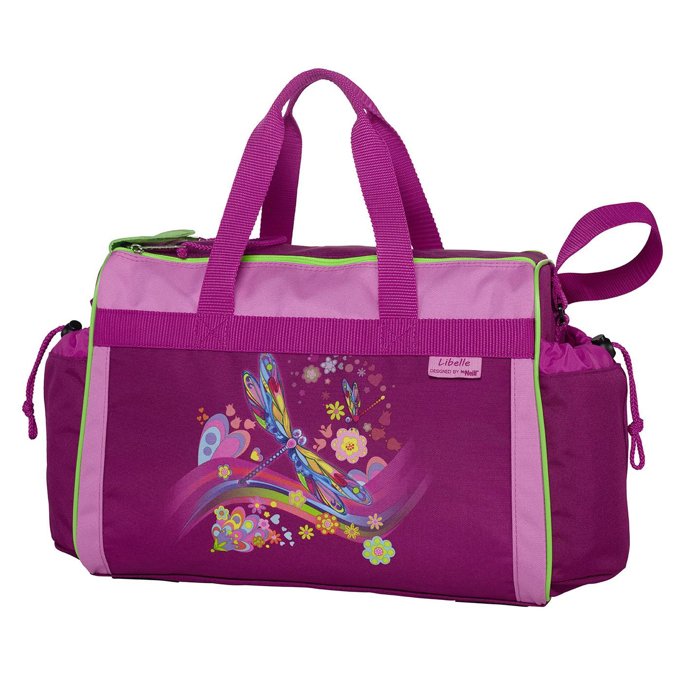 McNeill Sporttasche für Jungs und Mädchen (in je 22 verschiedene Farben!) für nur 14,44€ inkl. VK