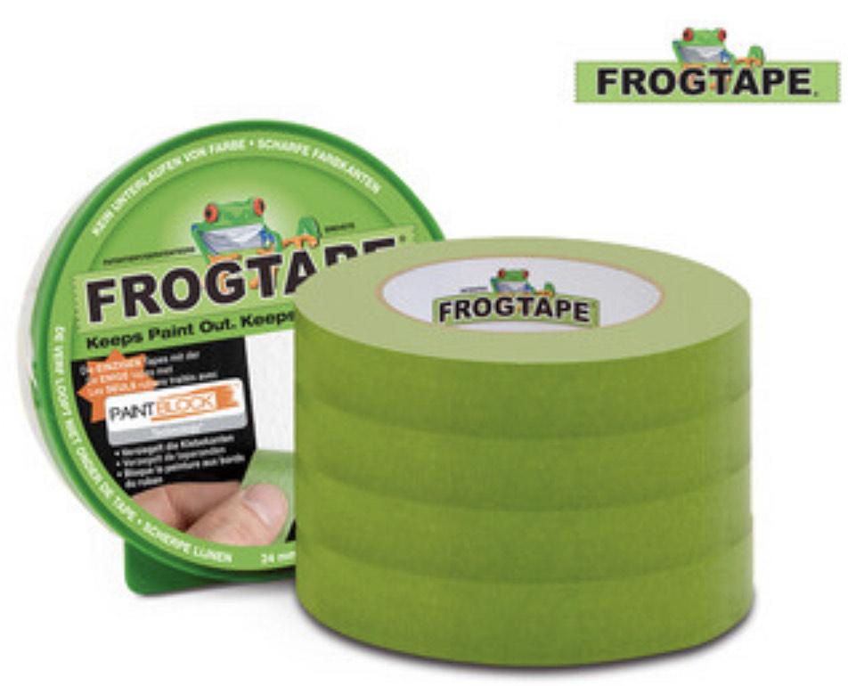 Frogtape Malerkrepp in mydealz grün