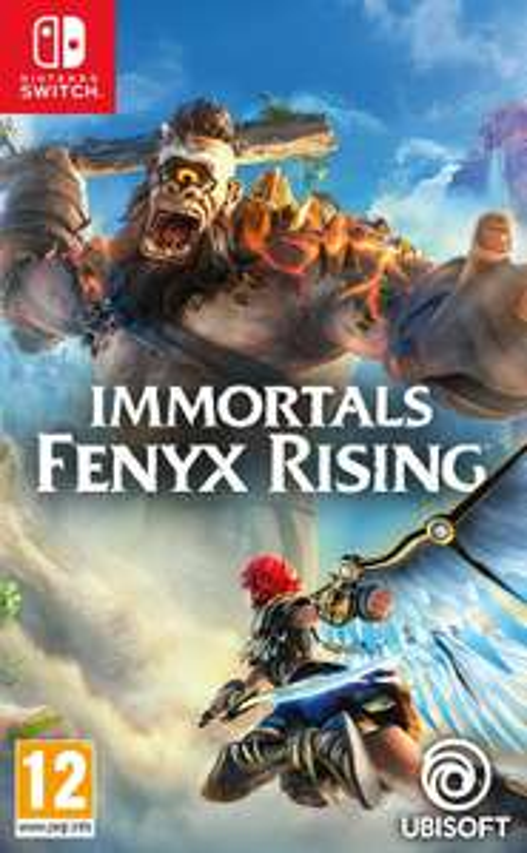 Immortals Fenyx Rising (Switch) für 29.90€ (ShopTo)