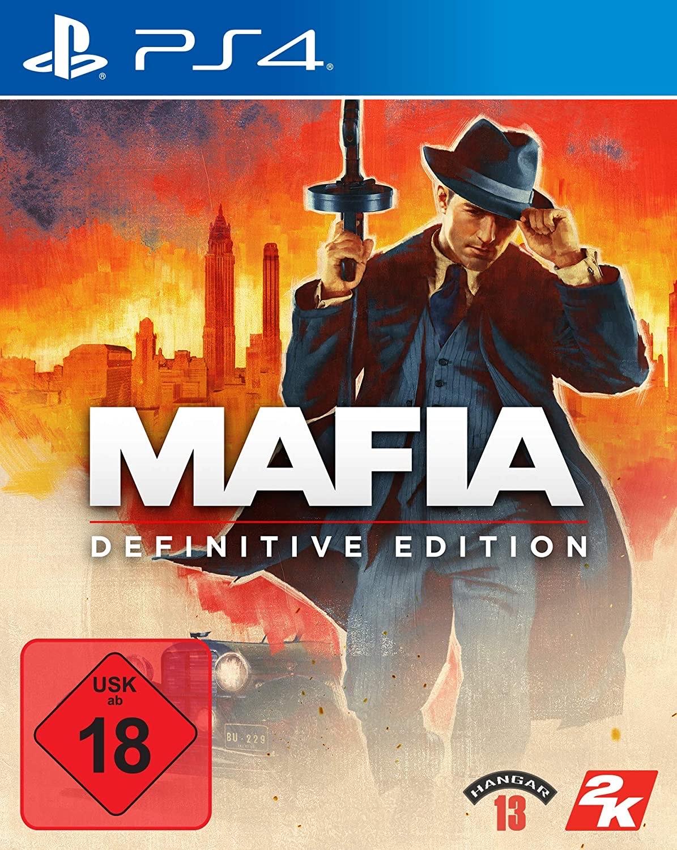 Mafia Definitive Edition (PS4/XBOX) Saturn Marktabholung