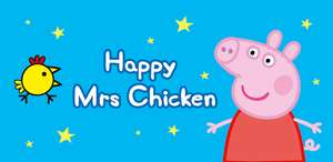 [Android & iOS] Peppa Pig: Happy Mrs. Chicken