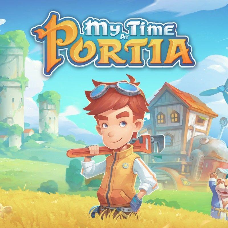 My Time At Portia - Kostenlos via Epic Games