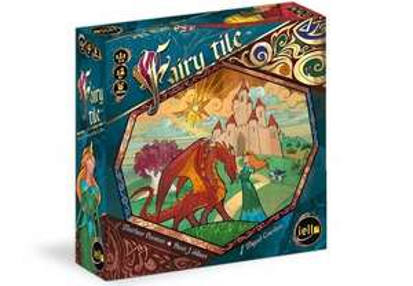 [Buecher.de] Fairy Tile Brettspiel