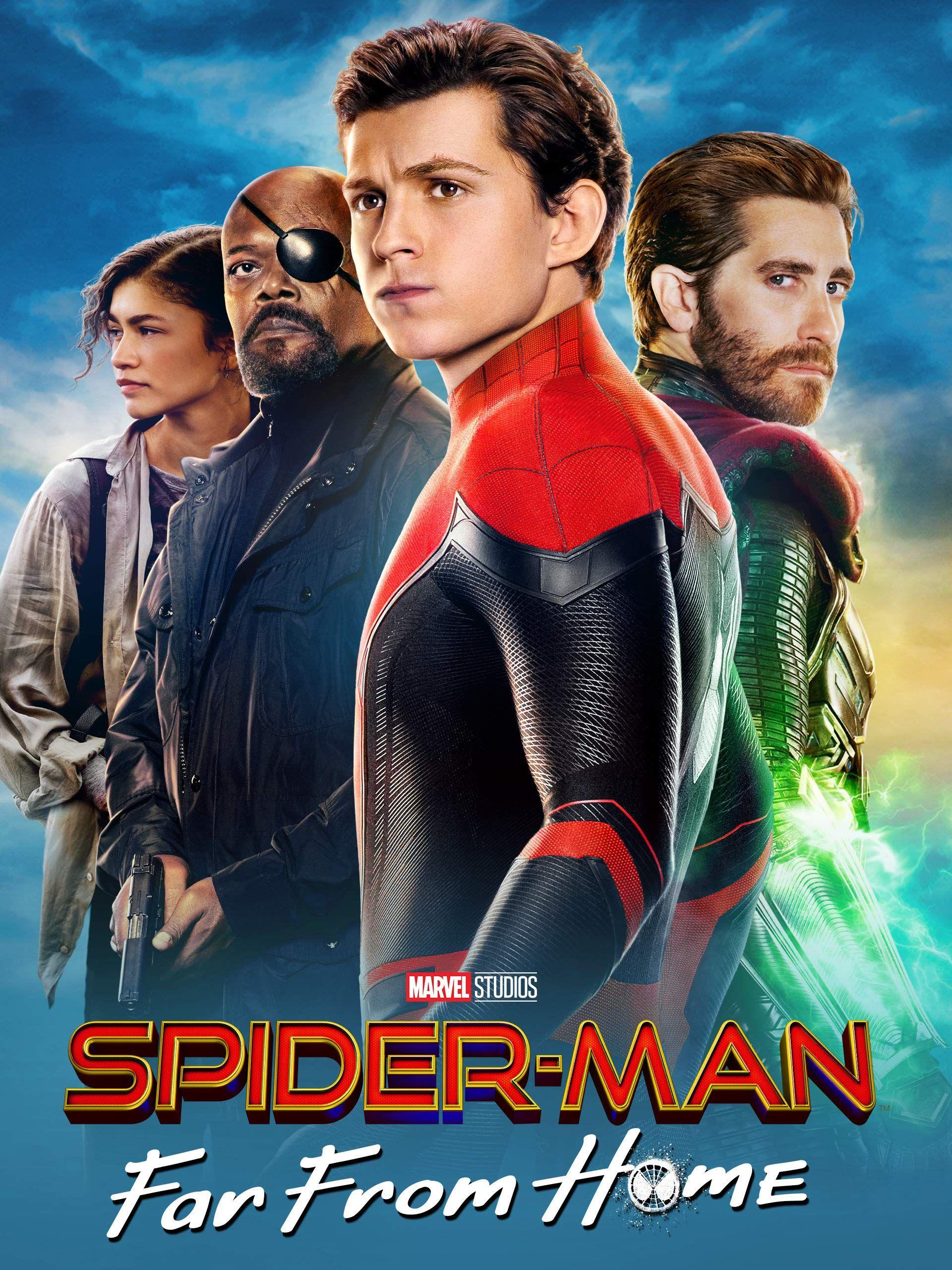 Spiderman Far from home kostenlos im Sky Store Adventskalender