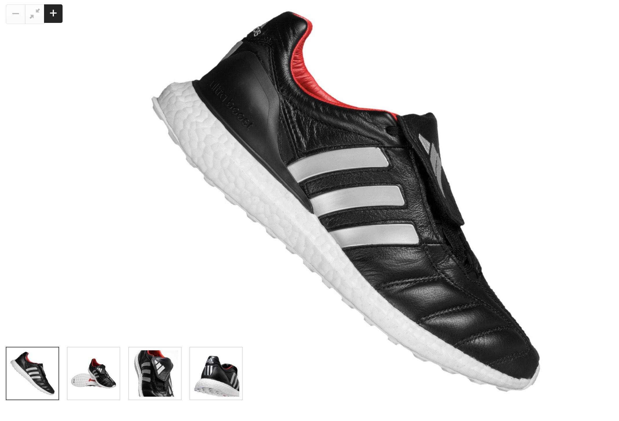 [SportSpar.de] Adidas Predator Mania TR Straßen Fußballschuhe Größe 44