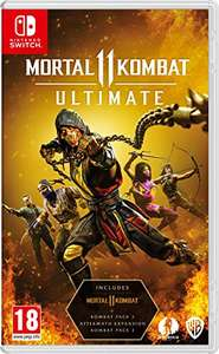 Mortal Kombat 11: Ultimate (PS4/PS5 & Switch Code) für 36€ inkl. Versand (Amazon UK)
