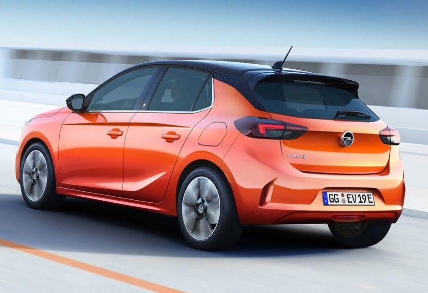 Privatleasing: Opel Corsa Elektro / 136 PS (konfigurierbar) für 98€ (eff 123€) monatlich - LF:0,33
