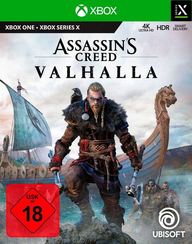 Assassin's Creed Valhalla für die Xbox für 35,80€ als Neukunde