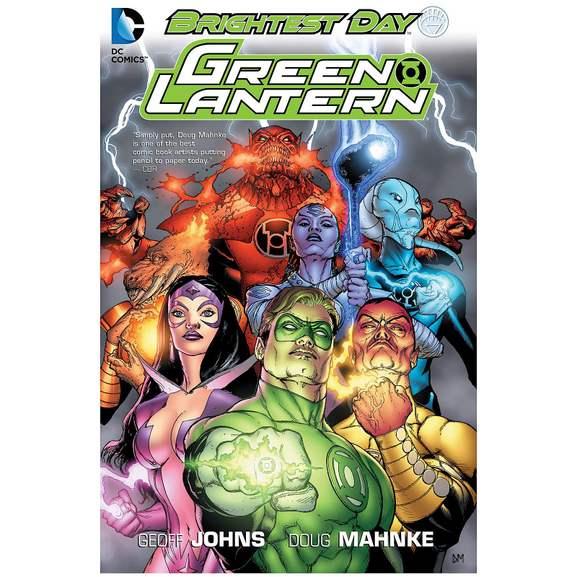 50% Rabatt auf ausgewählte (Notiz-)Bücher & Comics von u.a. Marvel, DC, Star Wars oder Walking Dead - z.B. Green Lantern Brightest Day
