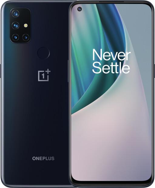 OnePlus Nord N10 (128GB) mit 6GB LTE mobilcom-debitel Telekom Tarif für 73,99€ ZZ + mtl. 14,99€