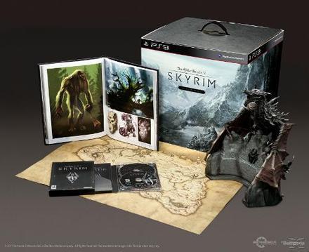 (Österreich) The Elder Scrolls V: Skyrim - Collector's Edition (PS3/Xbox360) für je 49,99€ ohne Versand