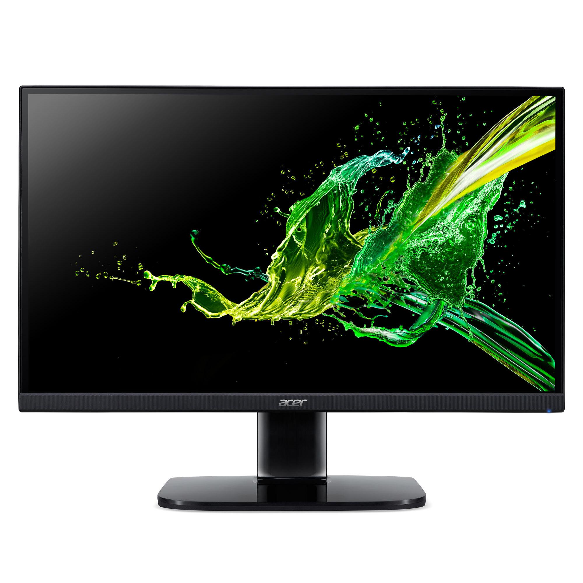 Acer KA242Ybi - 60 cm (23.8 Zoll), LED, IPS, 1ms, AMD FreeSync, 75 Hz, HDMI , 18 Watt