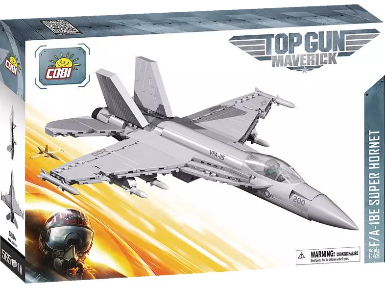 COBI TOP GUN F/18A-E Super Hornet (5804) für 32,99 Euro oder TOP GUN F/18A-E Super Hornet (5805) für 33,99 Euro [Media Markt Filialabholung]