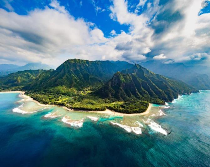 Flüge: Hawaii / USA ( bis Okt 21 ) Oneworld Business Class von Paris ab 1273€