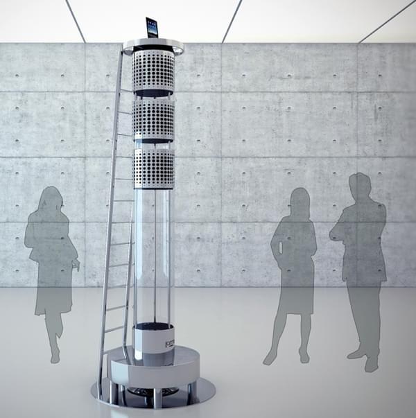 Größter iPhone-Lautsprecher der Welt + gratis Kalender