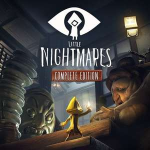 Little Nightmares Complete Edition (Nintendo Switch) für 8,79€ oder 4,86€ (RU eshop)